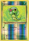 Caterpie 3 108 Common Reverse Holo