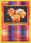 Vulpix 14 108 Common Reverse Holo