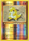 Sandshrew 54 108 Common Reverse Holo