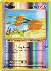 Doduo 69 108 Common Reverse Holo