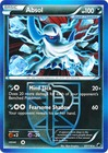 Absol 67 116 Rare Theme Deck Exclusive