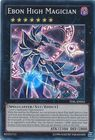 Ebon High Magician TDIL EN052 Super Rare Unlimited