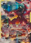 Volcanion XY185 Full Art Promo