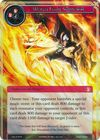 World Flame Summoning LEL 016 Rare Foil