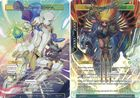 Glorius Masked Crusader Faria Ruler of Divine Beasts LEL 058 Full Art