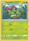 Caterpie 1 149 Common