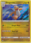 Dragonite 96 149 Holo Rare