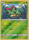 Caterpie 1 149 Common Reverse Holo