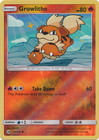 Growlithe 21 149 Common Reverse Holo