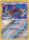 Fearow 98 149 Common Reverse Holo