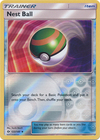 Nest Ball 123 149 Uncommon Reverse Holo