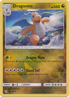 Dragonite 96 149 Rare Reverse Holo