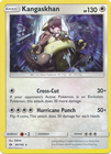 Kangaskhan 99 149 Rare Theme Deck Exclusive