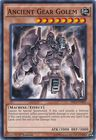 Ancient Gear Golem SR03 EN005 Common 1st Edition
