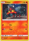 Litten 24 149 Alternate Holo Promo