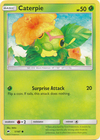 Caterpie 1 147 Common