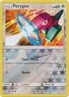 Porygon 103 147 Common Reverse Holo