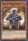 Skilled Dark Magician LEDD ENA06 Common 1st Edition