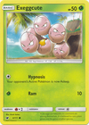 Exeggcute 4 111 Common