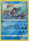 Feebas 26 111 Common Reverse Holo