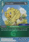 Chocobo 4 063C Common Foil