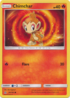 Chimchar 20 156 Common