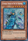 General Raiho of the Ice Barrier HA04 EN025 Secret Rare Unlimited