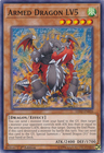 Armed Dragon LV5 LED2 EN026 Common 1st Edition
