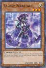 Backup Secretary SP18 EN002 Starfoil Rare 1st Edition