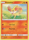 Fennekin 15 131 Common