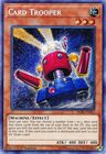 Card Trooper BLRR EN053 Secret Rare 1st Edition