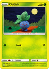 Oddish 6 214 Common