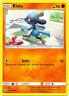Riolu 102 214 Common