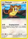 Raticate 144 214 Uncommon