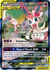 Gardevoir Sylveon GX 205 214 Full Art Ultra Rare