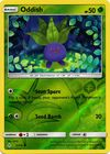 Oddish 5 214 Common Reverse Holo