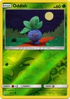 Oddish 6 214 Common Reverse Holo