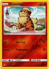 Growlithe 21 214 Common Reverse Holo