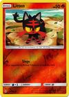 Litten 26 214 Common Reverse Holo