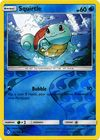 Squirtle 33 214 Common Reverse Holo