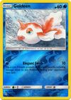Goldeen 48 214 Common Reverse Holo