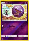 Koffing 73 214 Common Reverse Holo
