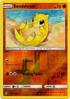 Sandshrew 83 214 Common Reverse Holo