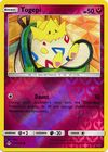 Togepi 136 214 Common Reverse Holo
