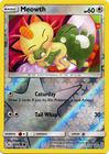 Meowth 147 214 Common Reverse Holo