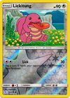 Lickitung 152 214 Common Reverse Holo