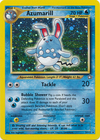 Azumarill 2 111 Holo Unlimited