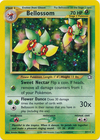 Bellossom 3 111 Holo Unlimited