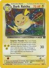 Dark Raichu 83 82 Holo Unlimited