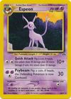 Espeon 20 75 Rare Unlimited